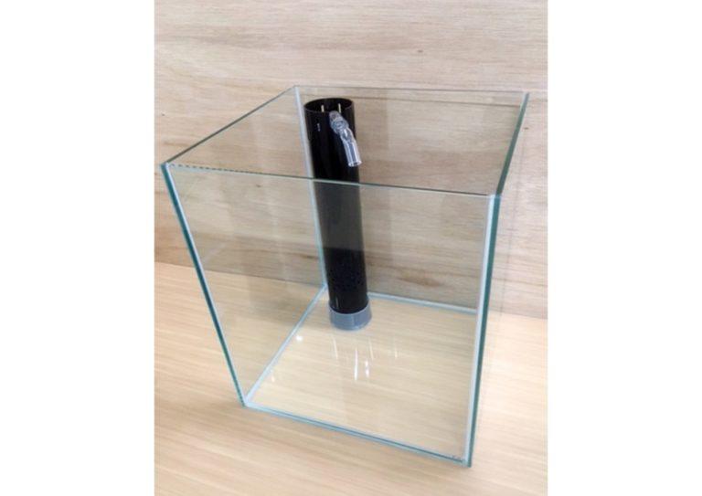 【オーダーメイドガラス水槽】OF三重管ガラス水槽